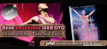 Neue Lehr- & Show DVD's von Zadiel!