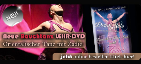 New Instructional- & Show DVD's by Zadiel!